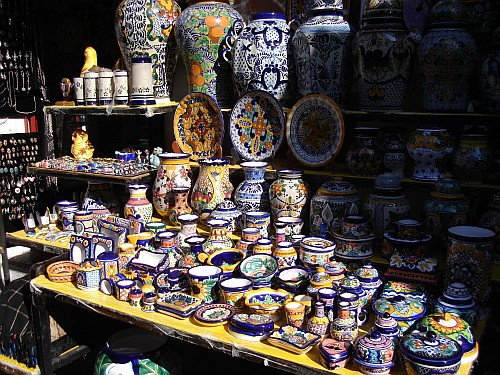 Handmade Crafts From Mexico